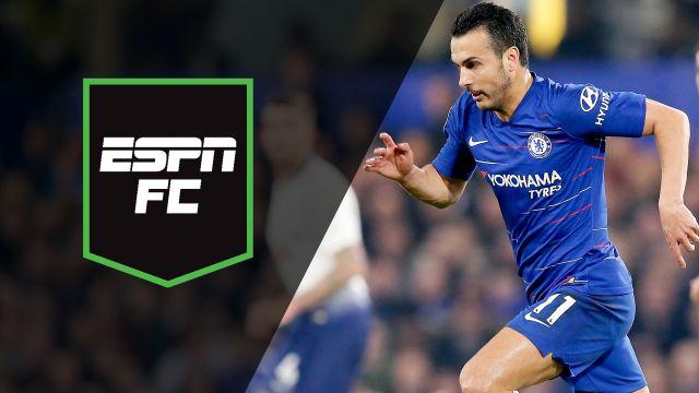 Wed, 2/27 - ESPN FC: Chelsea takes on Tottenham