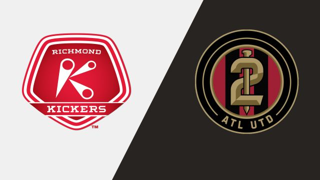 Richmond Kickers vs. Atlanta United FC 2