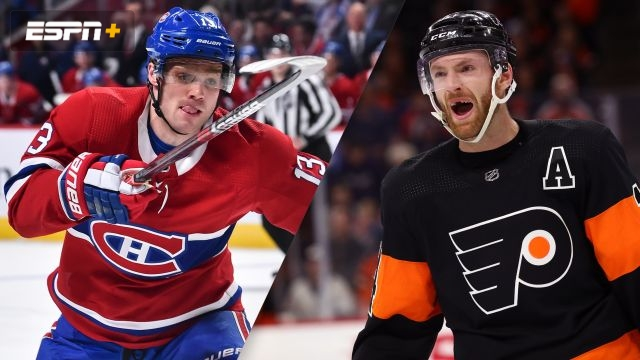 Montreal Canadiens vs. Philadelphia Flyers