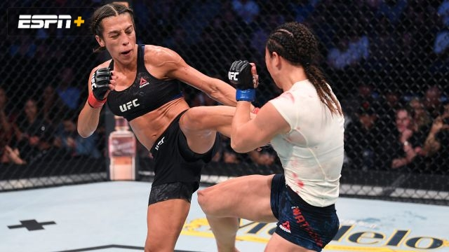 Joanna Jedrzejczyk vs. Michelle Waterson (Main Card)