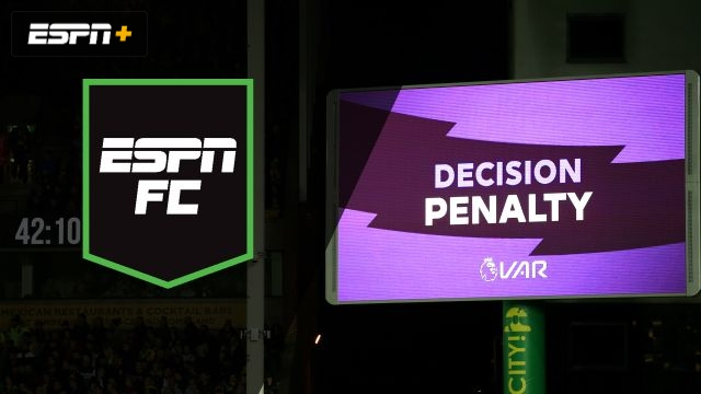 Mon, 11/4 - ESPN FC: Time to rethink VAR?