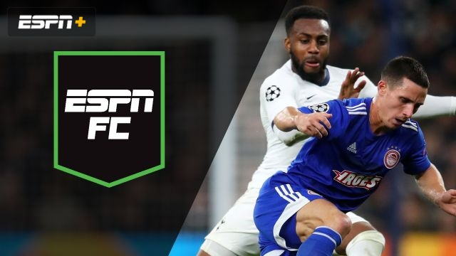 Tue, 11/26 - ESPN FC: Mourinho's Greek gift
