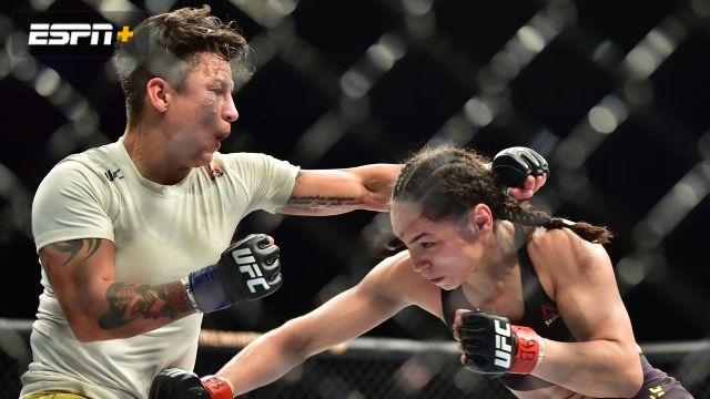 Ariane Lipski vs. Isabela de Pedua (UFC Fight Night: Blachowicz vs. Jacare)