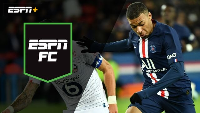 Mon, 11/25 - ESPN FC: Zidane's love for Mbappe