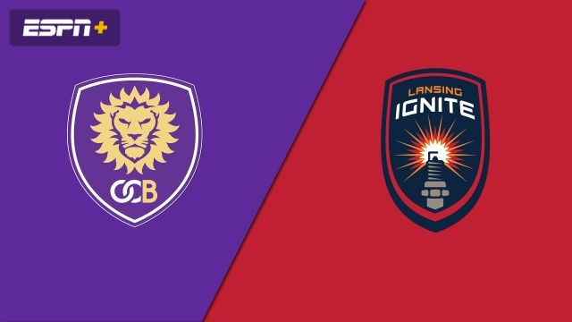 Orlando City B vs. Lansing Ignite FC (USL League One)