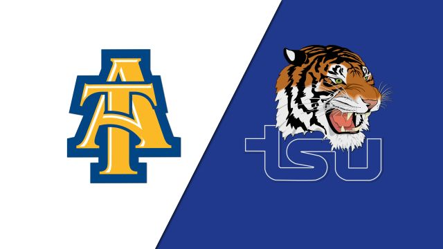 North Carolina A&T vs. Tennessee State (M Basketball)