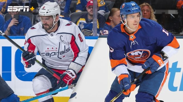 Washington Capitals vs. New York Islanders