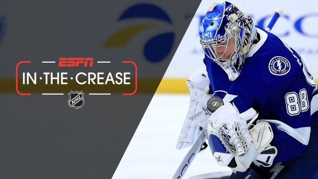 Thu, 12/13 - In the Crease