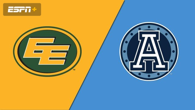 Edmonton Eskimos vs. Toronto Argonauts (Canadian Football League)