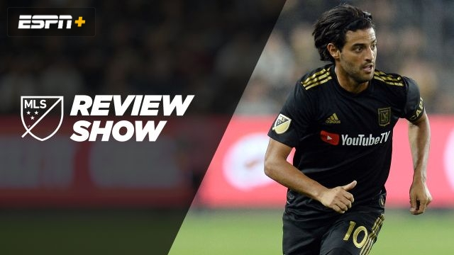 Fri, 10/25 - MLS Review: Conference Semis recap