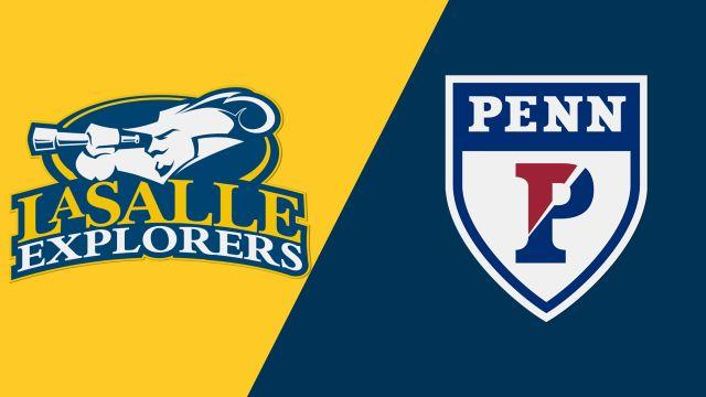 La Salle vs. Pennsylvania (Baseball)