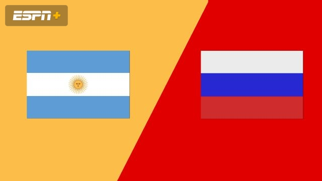 Argentina vs. Russia (Group Phase)