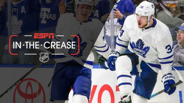 Tue, 12/4 - In the Crease: Matthews leads Leafs in dramatic OT win