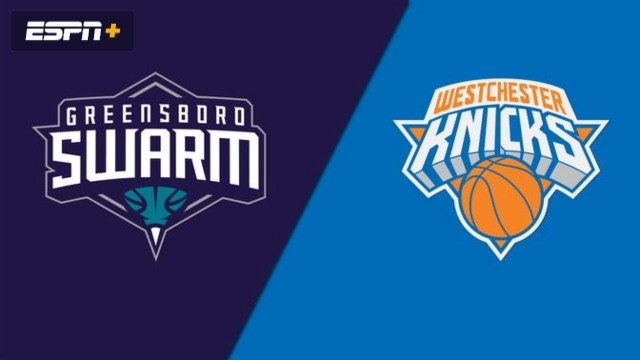 Greensboro Swarm vs. Westchester Knicks