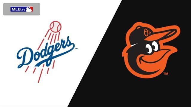 Los Angeles Dodgers vs. Baltimore Orioles