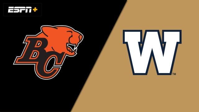 BC Lions vs. Winnipeg Blue Bombers (Canadian Football League)