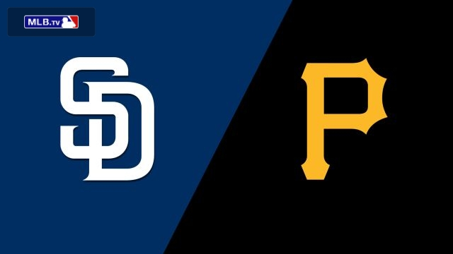 San Diego Padres vs. Pittsburgh Pirates