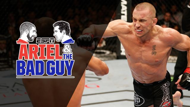 Wed, 2/20 - Ariel & The Bad Guy: GSP set to retire