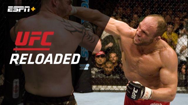 UFC 68: Sylvia vs. Couture