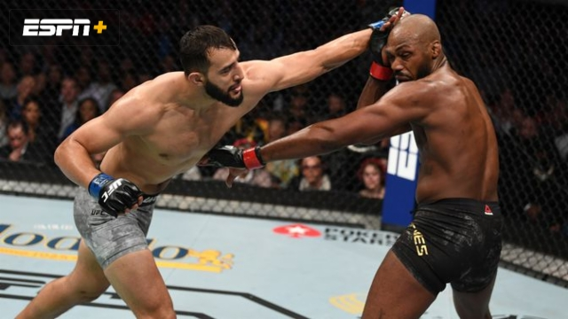 In Spanish - Jon Jones vs. Dominick Reyes (UFC 247)