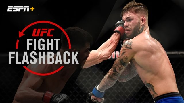 Cruz vs. Garbrandt
