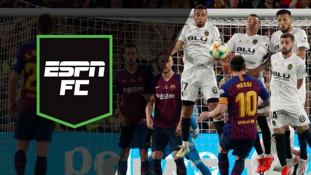 Sat, 5/25 - ESPN FC: Clash for Copa del Rey crown
