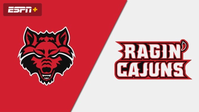Arkansas State vs. Louisiana (M Basketball)