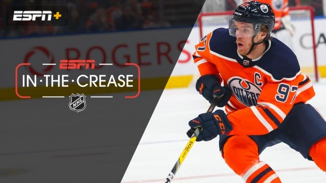 Fri, 10/25 - In the Crease: McDavid, Ovechkin face off