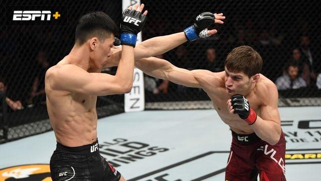 UFC Fight Night: Overeem vs. Oleinik (Prelims)