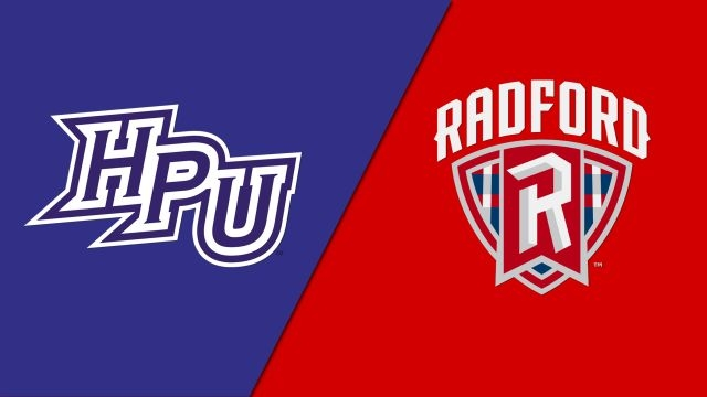 High Point vs. Radford (Game 12) (Baseball)