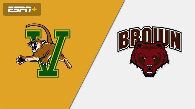 Vermont vs. #24 Brown (W Soccer)