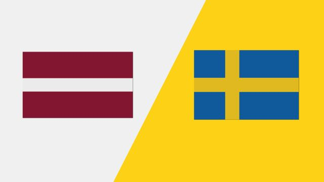 Latvia vs. Sweden (2018 FIL World Lacrosse Championships)