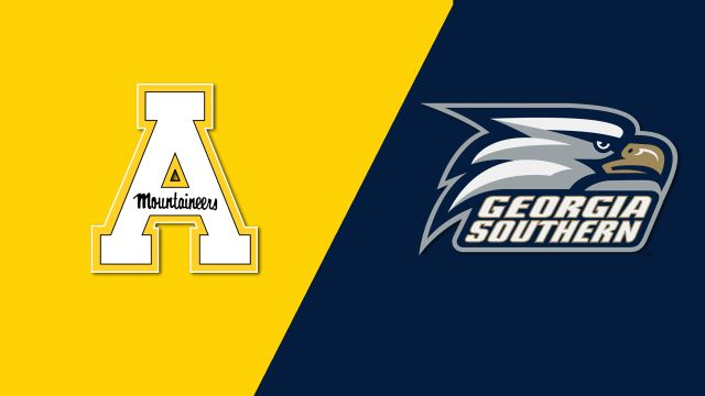 Appalachian State vs. Georgia Southern (W Volleyball)