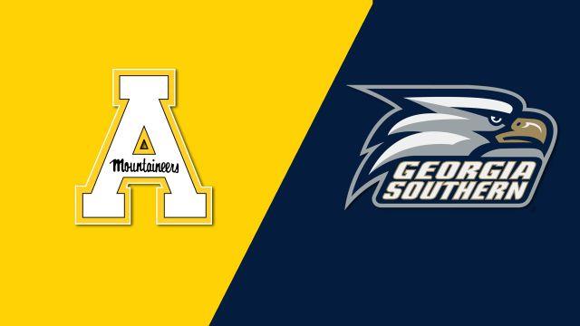 Appalachian State vs. Georgia Southern (W Volleyball)
