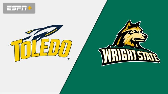 Toledo vs. Wright State (W Volleyball)