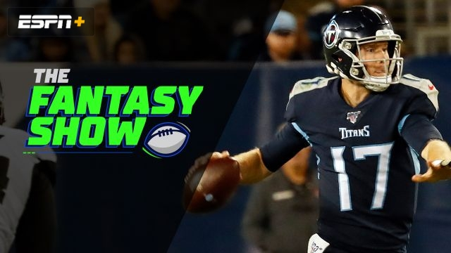 Mon, 11/25 - The Fantasy Show: Week 12 reactions