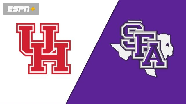 Houston vs. Stephen F. Austin (W Soccer)
