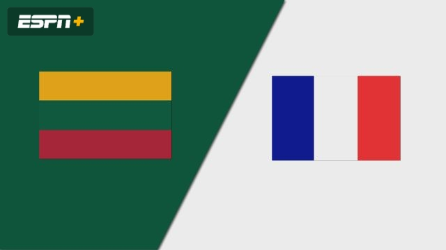 Lithuania vs. France (Group Phase)