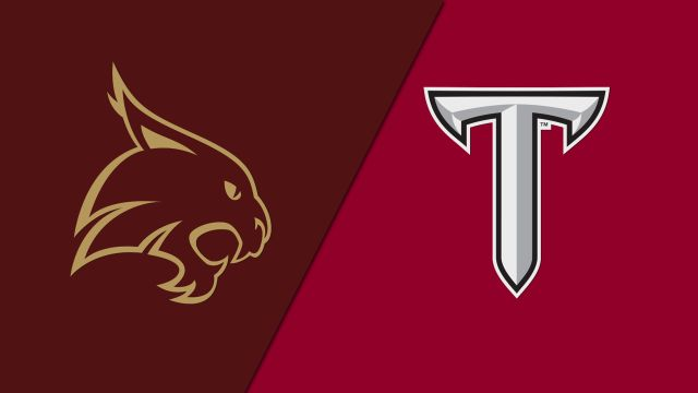 Texas State vs. Troy (W Volleyball)