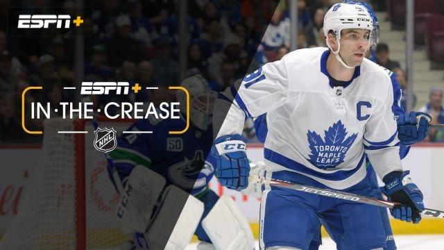 Wed, 12/11 - In the Crease: Matthews, Tavares lead Leafs against Canucks