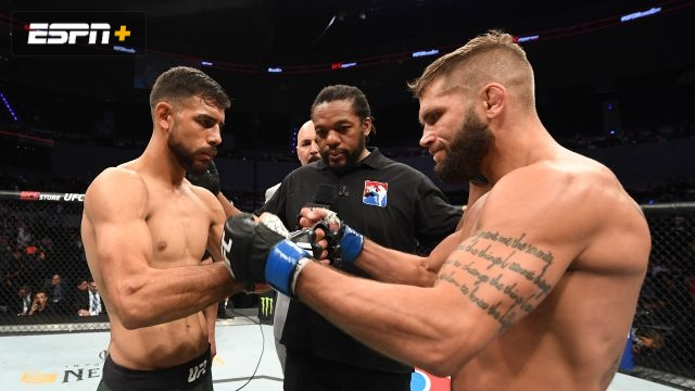 Yair Rodriguez vs. Jeremy Stephens (UFC Fight Night)