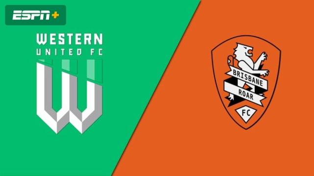 Western United FC vs. Brisbane Roar FC (A-League)