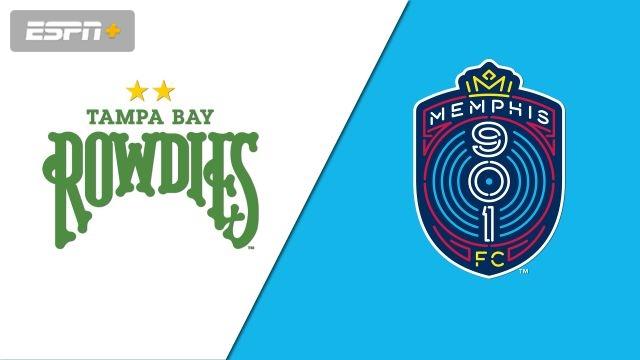 Tampa Bay Rowdies vs. Memphis 901 FC (USL Championship)