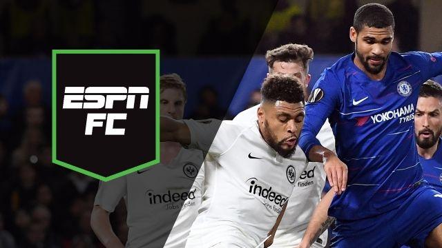 Thu, 5/9 - ESPN FC: Europa final matchup set