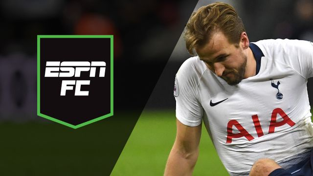 Tue, 1/15 - ESPN FC: Kane to miss extended time