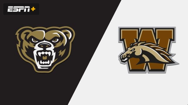 Oakland vs. Western Michigan (M Basketball)