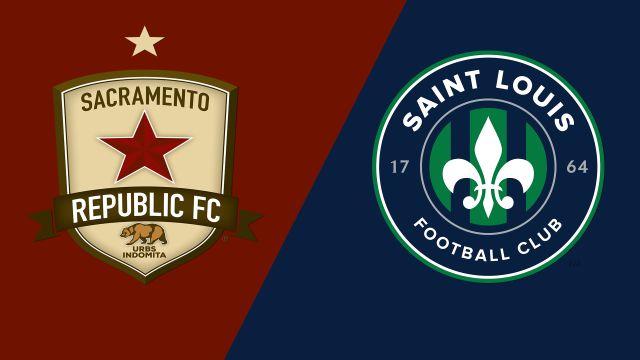 Sacramento Republic FC vs. Saint Louis FC