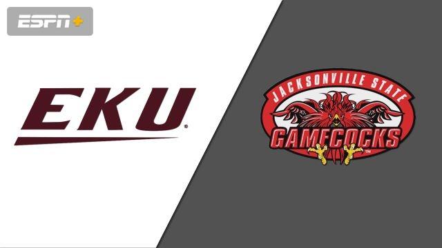 Eastern Kentucky vs. Jacksonville State (M Basketball)