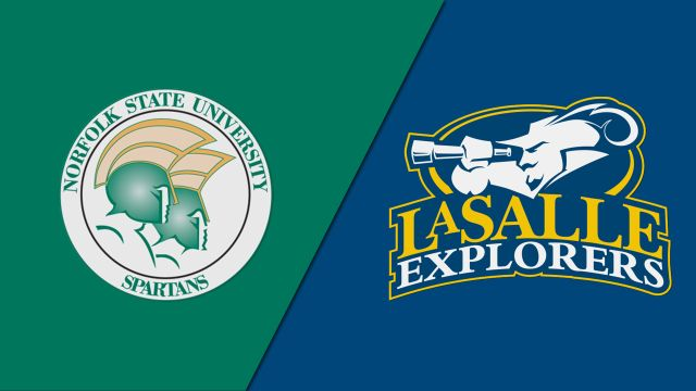 Norfolk State vs. La Salle (W Basketball)