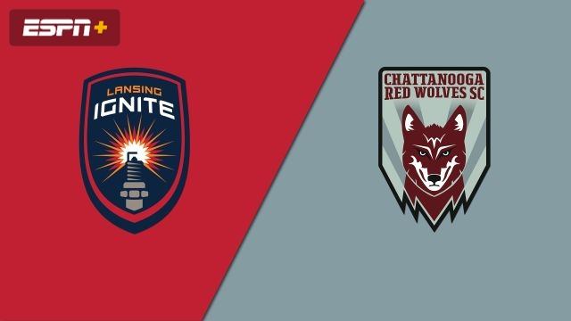 Lansing Ignite FC vs. Chattanooga Red Wolves SC (USL League One)